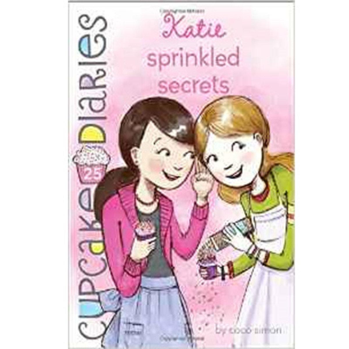CUPCAKE DIARIES #25 KATIE SPRINKLED SECRETS 9781481429191
