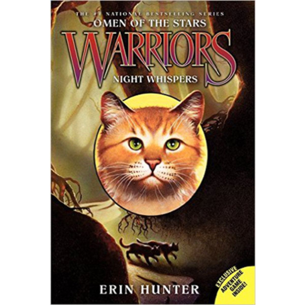 WARRIORS: NIGHT WHISPERS 9780061555176