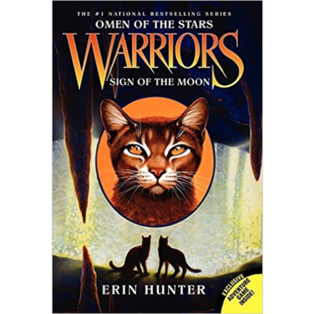 WARRIORS: SIGN OF THE MOON 9780061555213