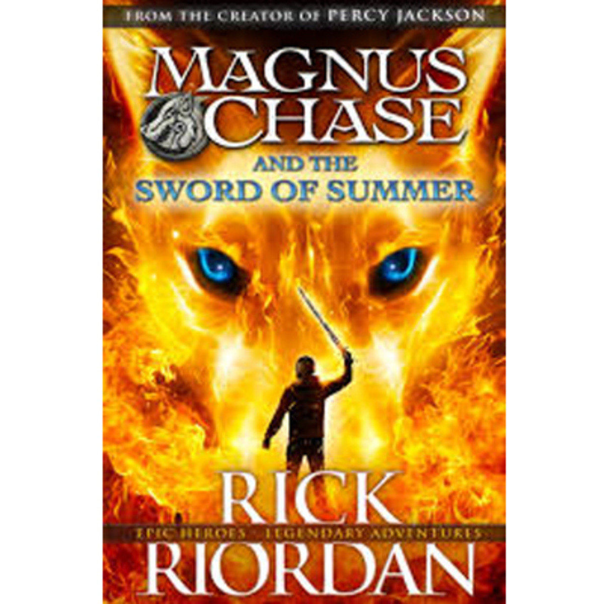 MAGNUS CHASE AND THE SWORD OF SUMMER 9780141342429