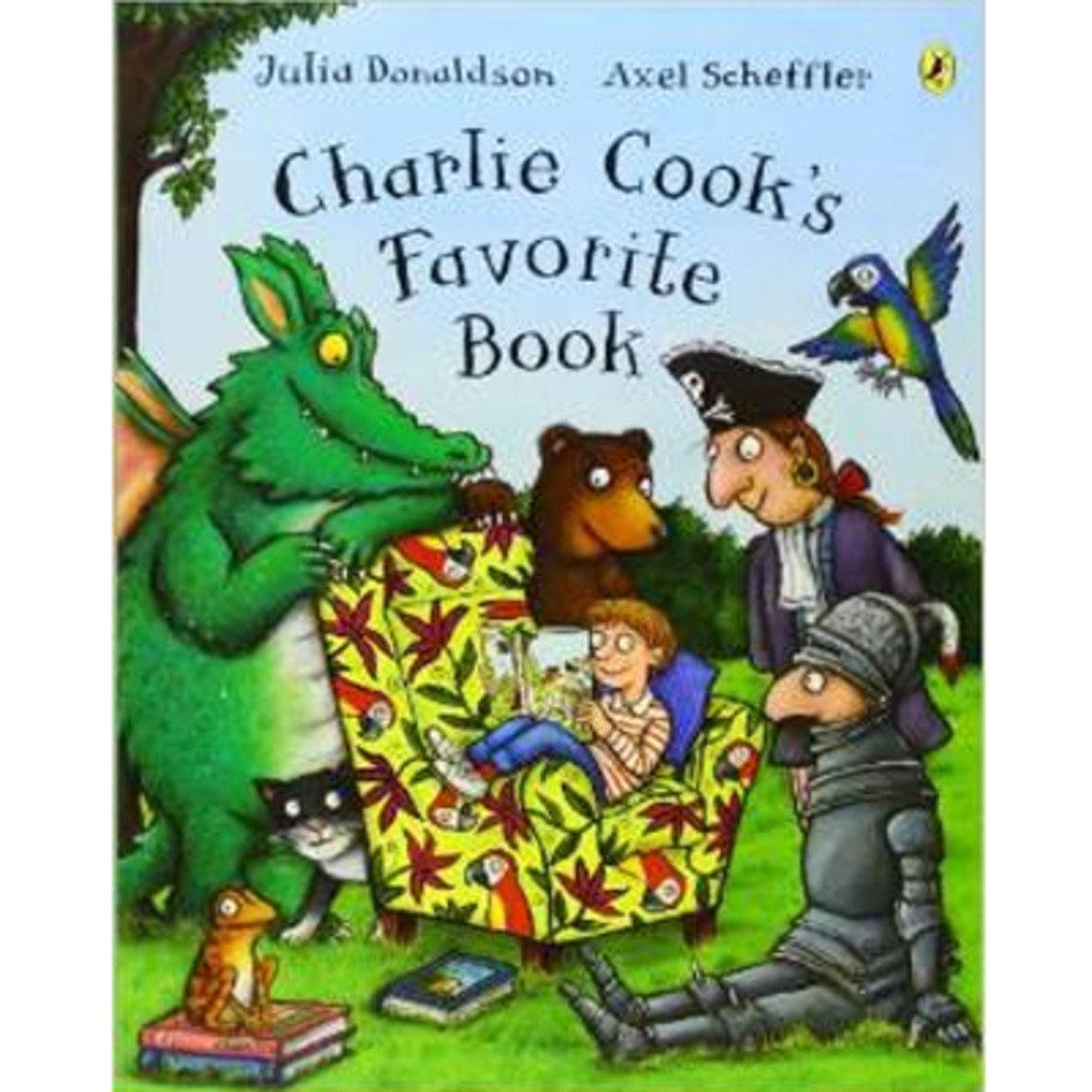 CHARLIE COOK'S FAVORITE BOOK 9780142411384