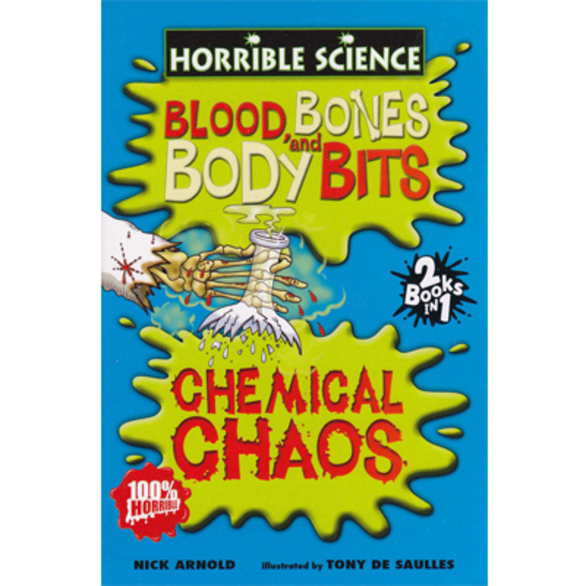 HORRIBLE SCIENCE: CHEMICAL CHAOS 9780439944502