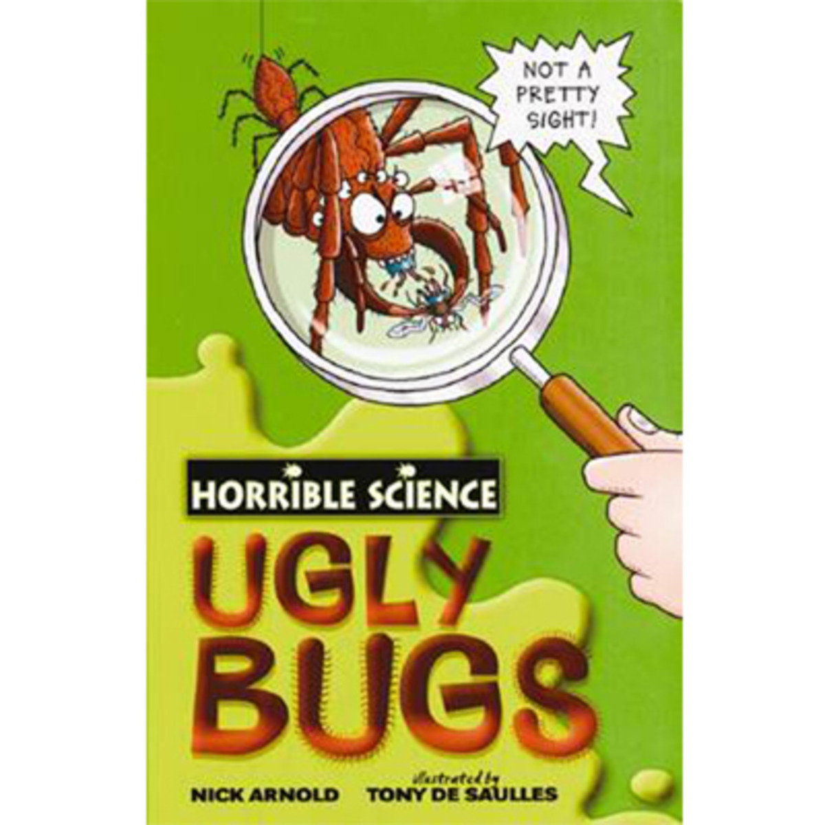 HORRIBLE SCIENCE: UGLY BUGS 9780439944526