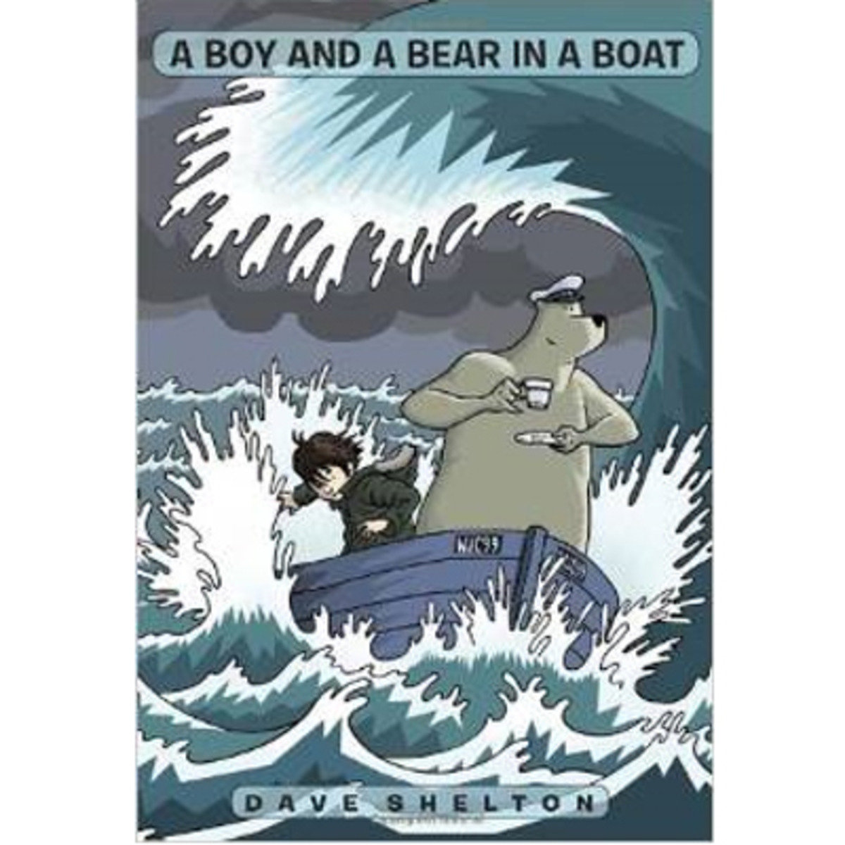 A BOY AND A BEAR IN A BOAT 9780449810606