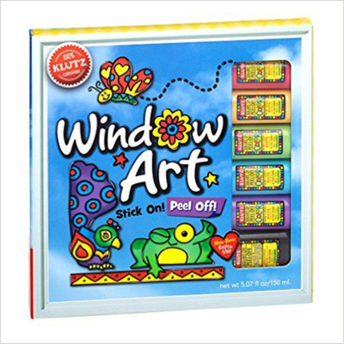 WINDOW ART 9780545459907
