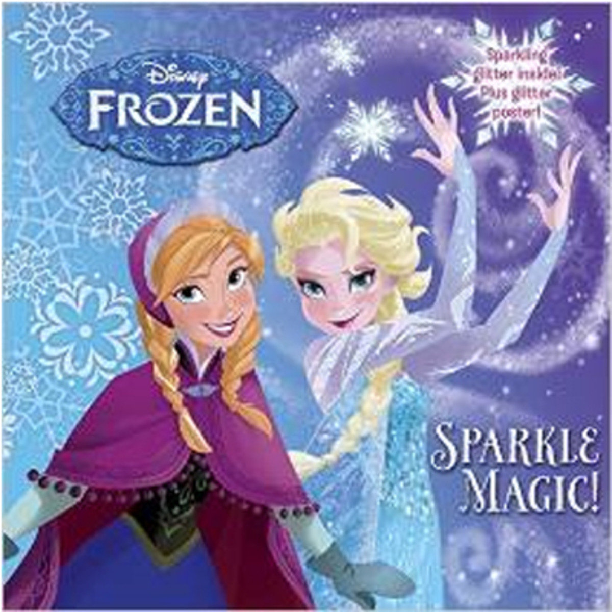 FROZEN: SPARKLE MAGIC! 9780736433662