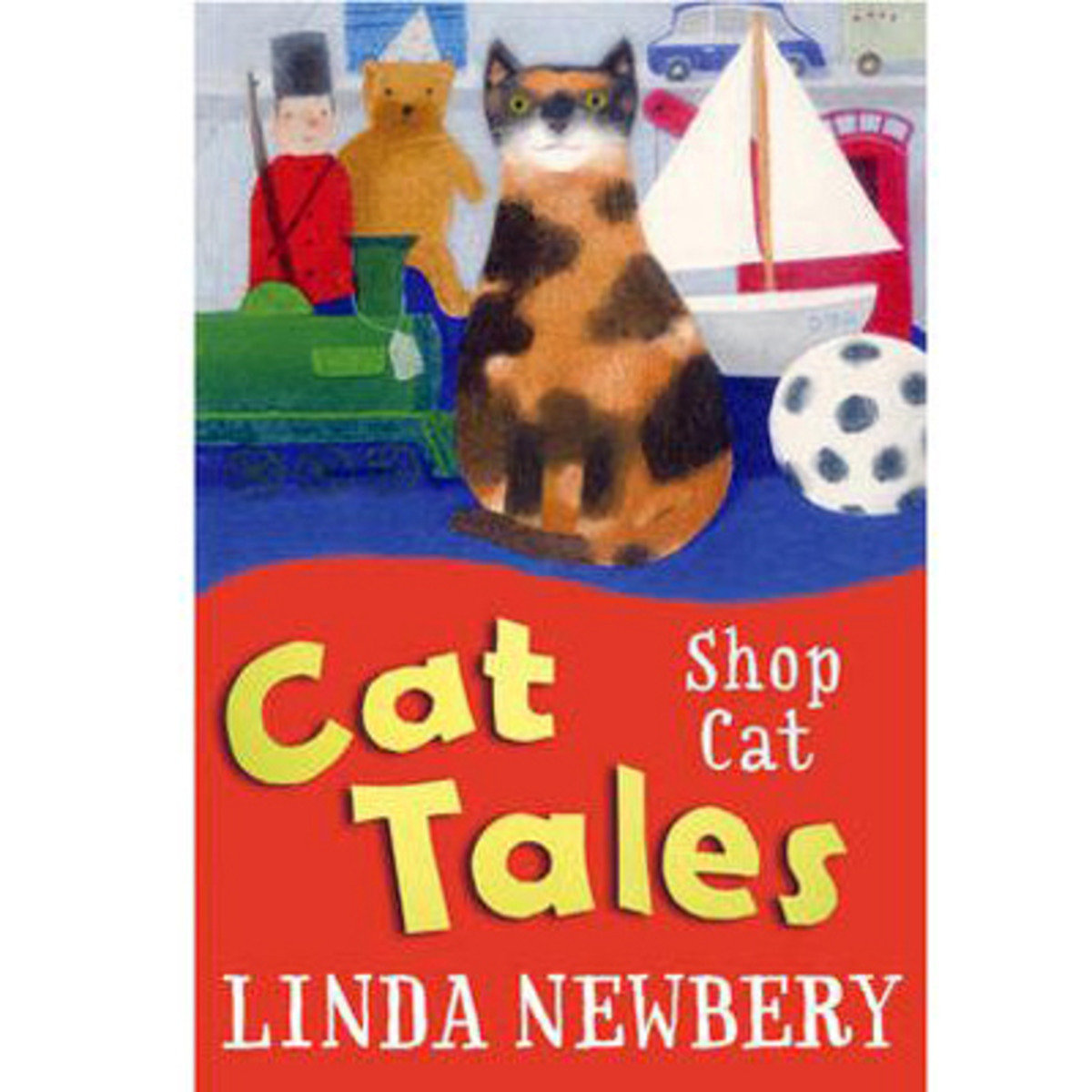 CAT TALES: SHOP CAT 9780746097304