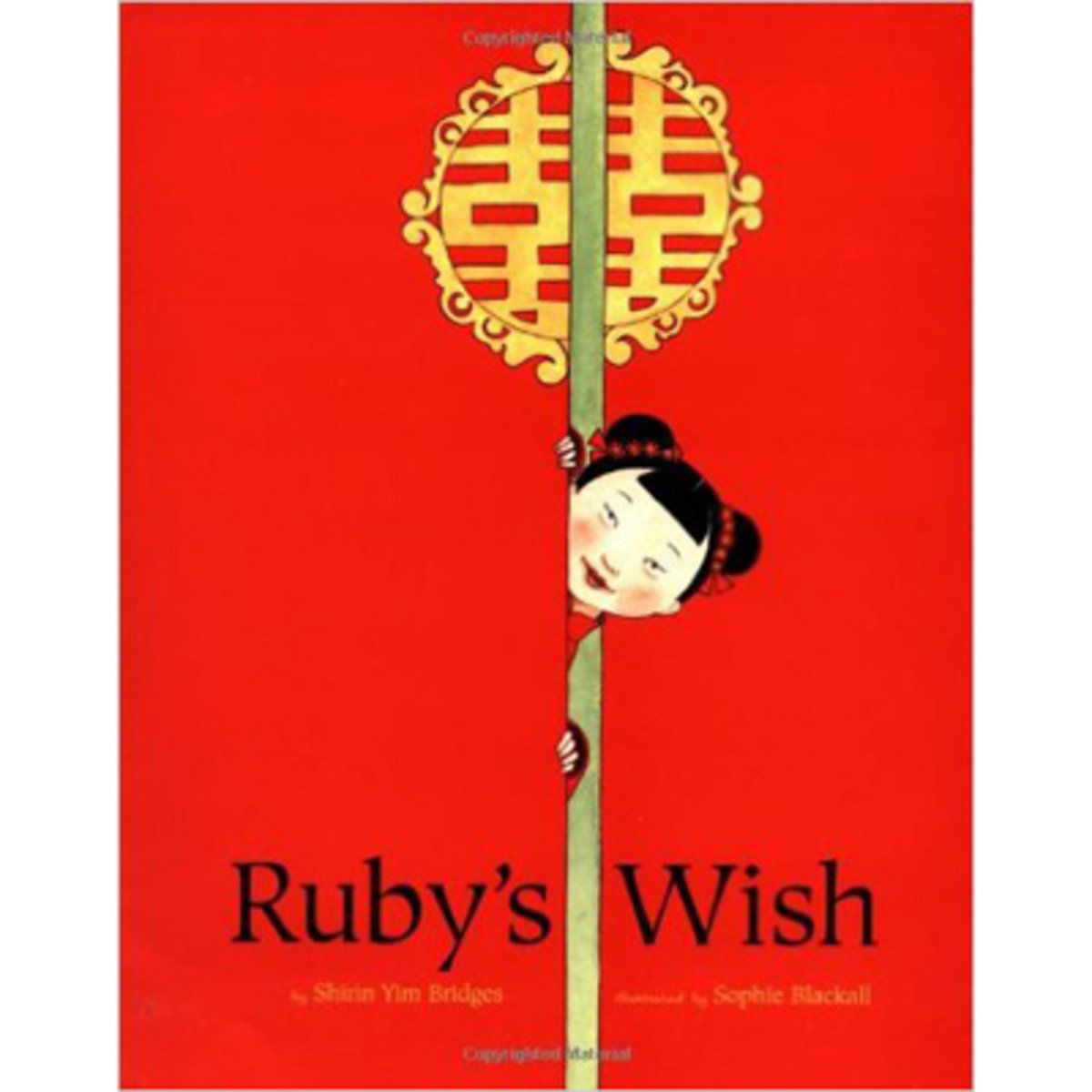 RUBY'S WISH 9780811834902