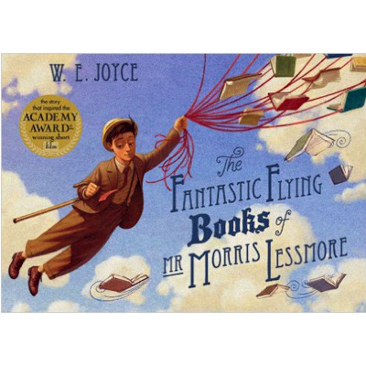 THE FANTASTIC FLYING BOOKS OF MR MORRIS LESSMORE 9780857079442