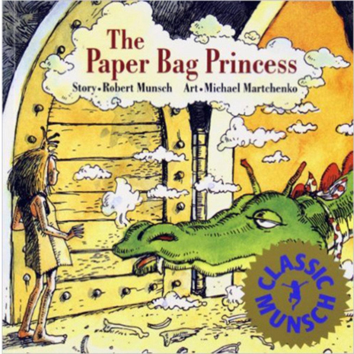 THE PAPER BAG PRINCESS 9780920236161