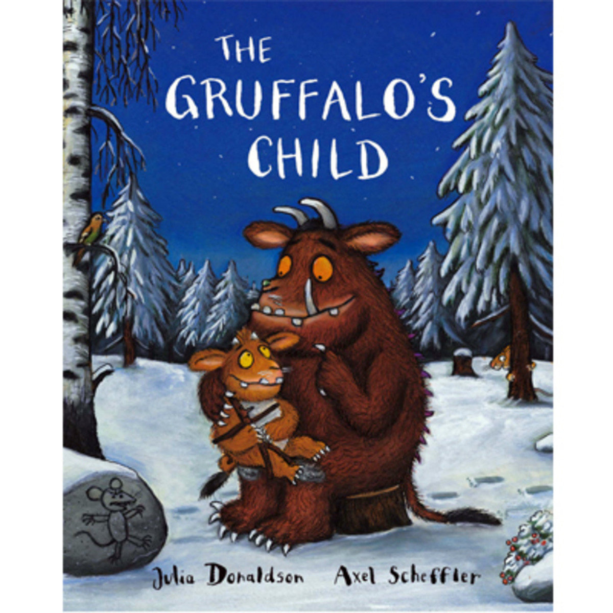 THE GRUFFALO'S CHILD 9781405020466
