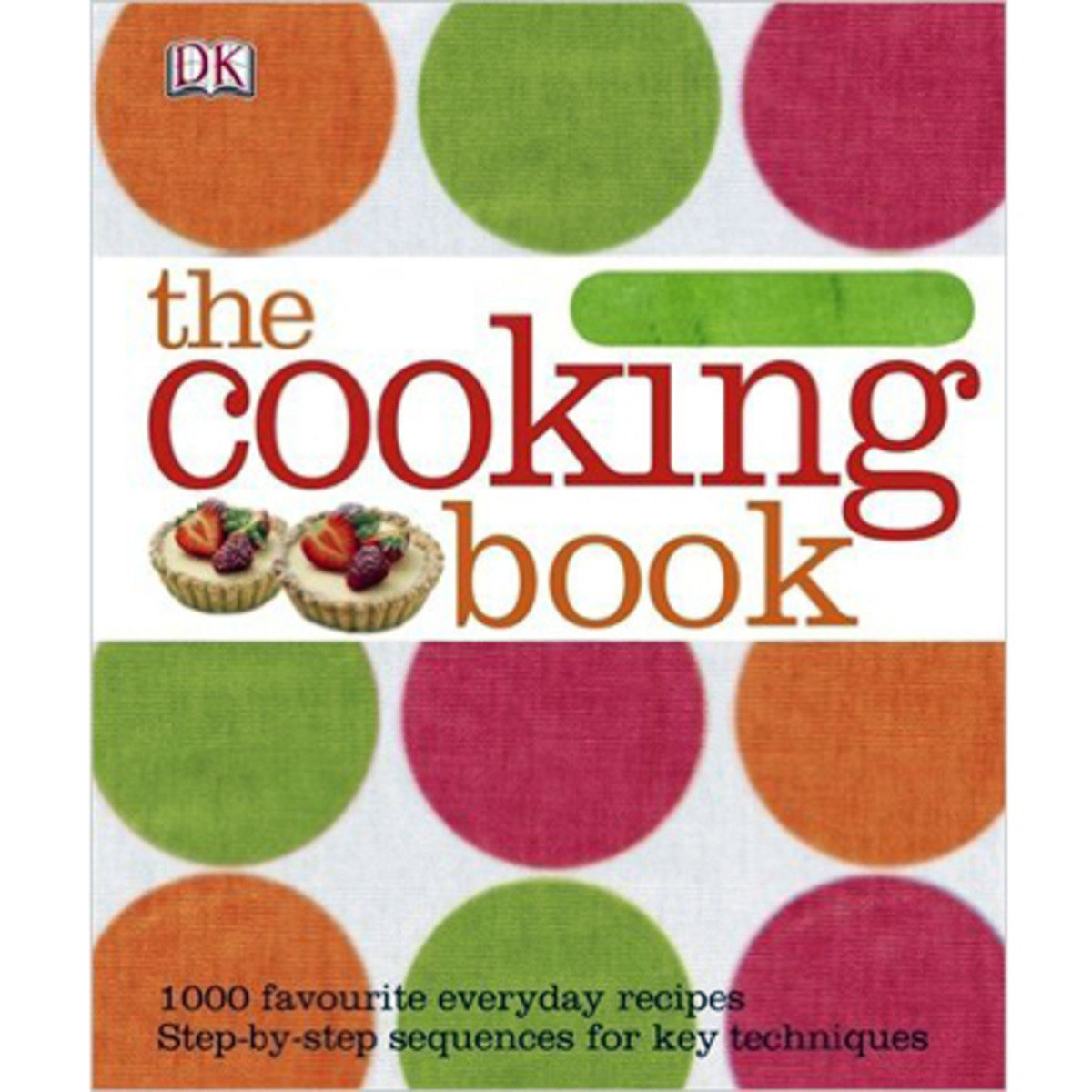 THE COOKING BOOK With DVD 9781405332224