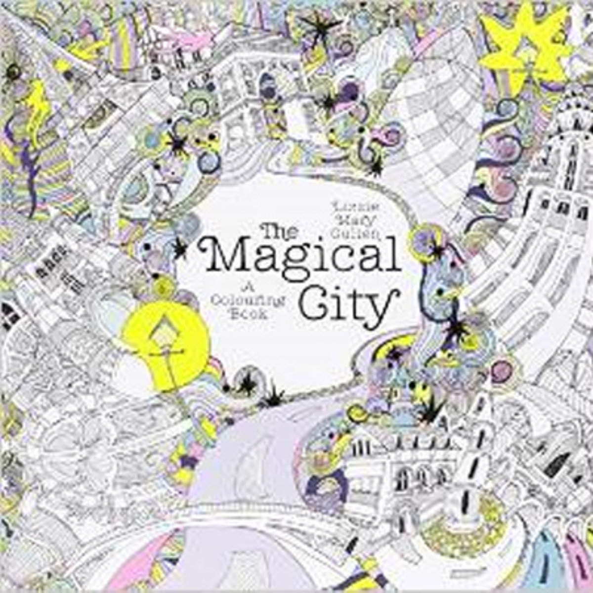 THE MAGICAL CITY 9781405924092