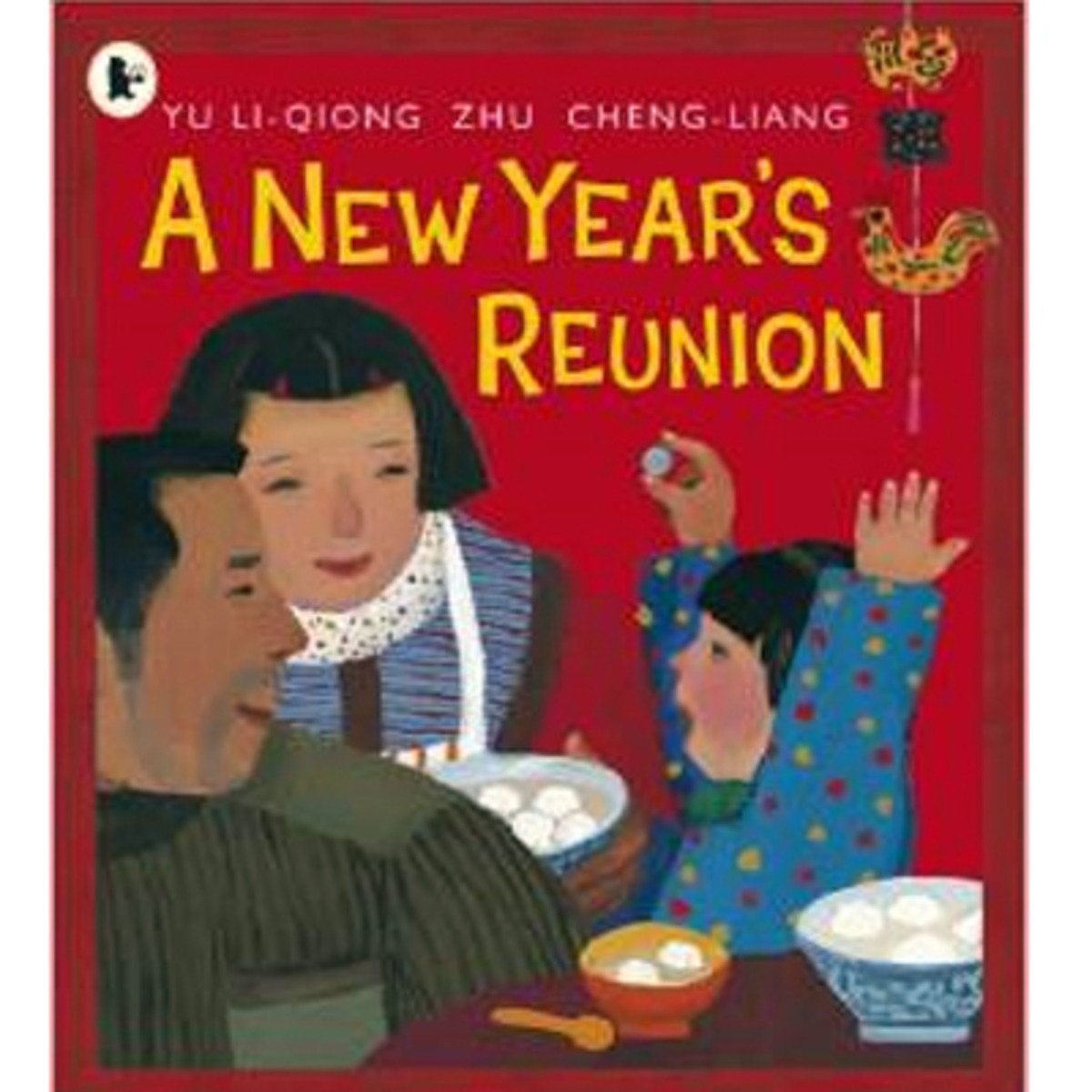 A NEW YEAR'S REUNION 9781406338577