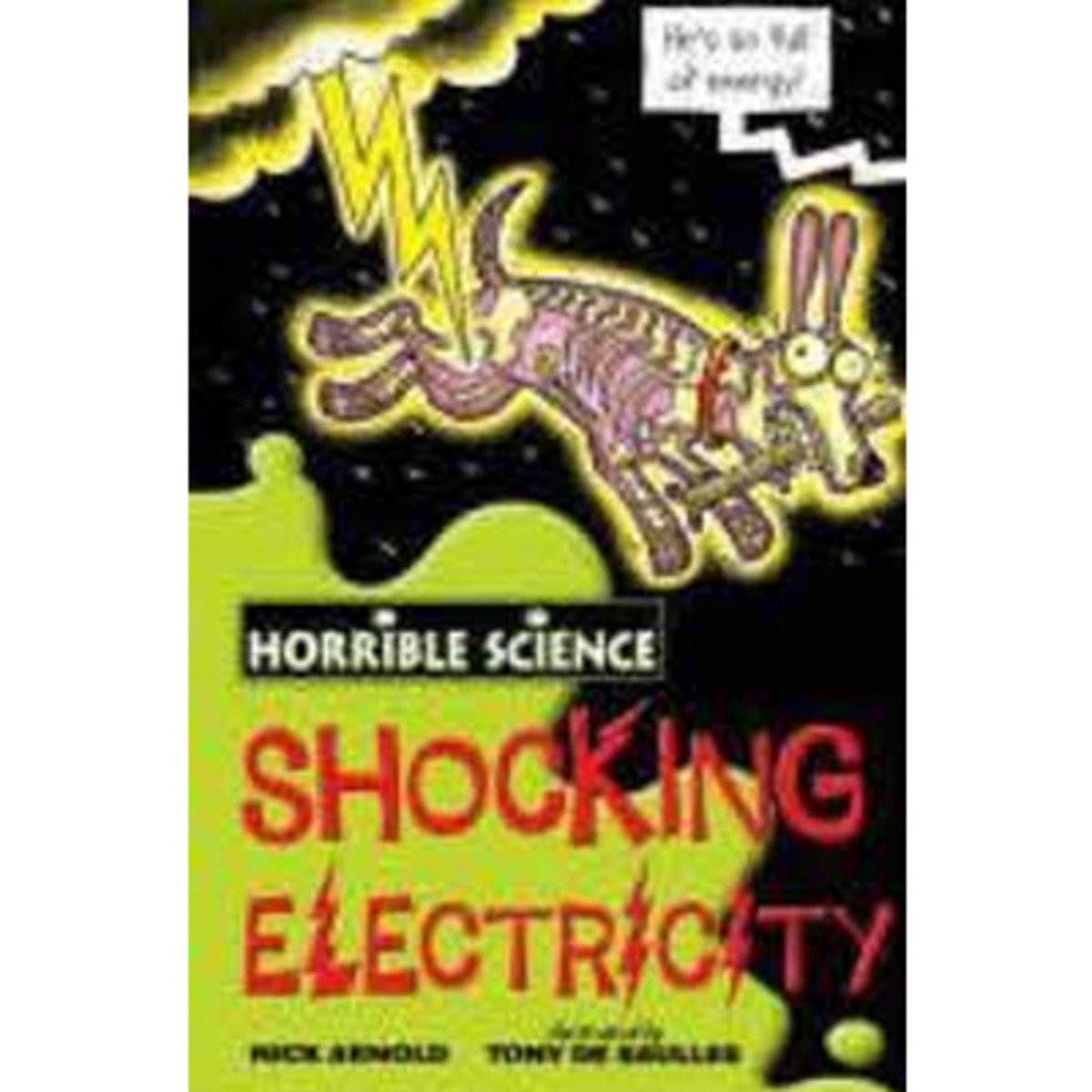 HORRIBLE SCIENCE: SHOCKING ELECTRICITY 9781407105369