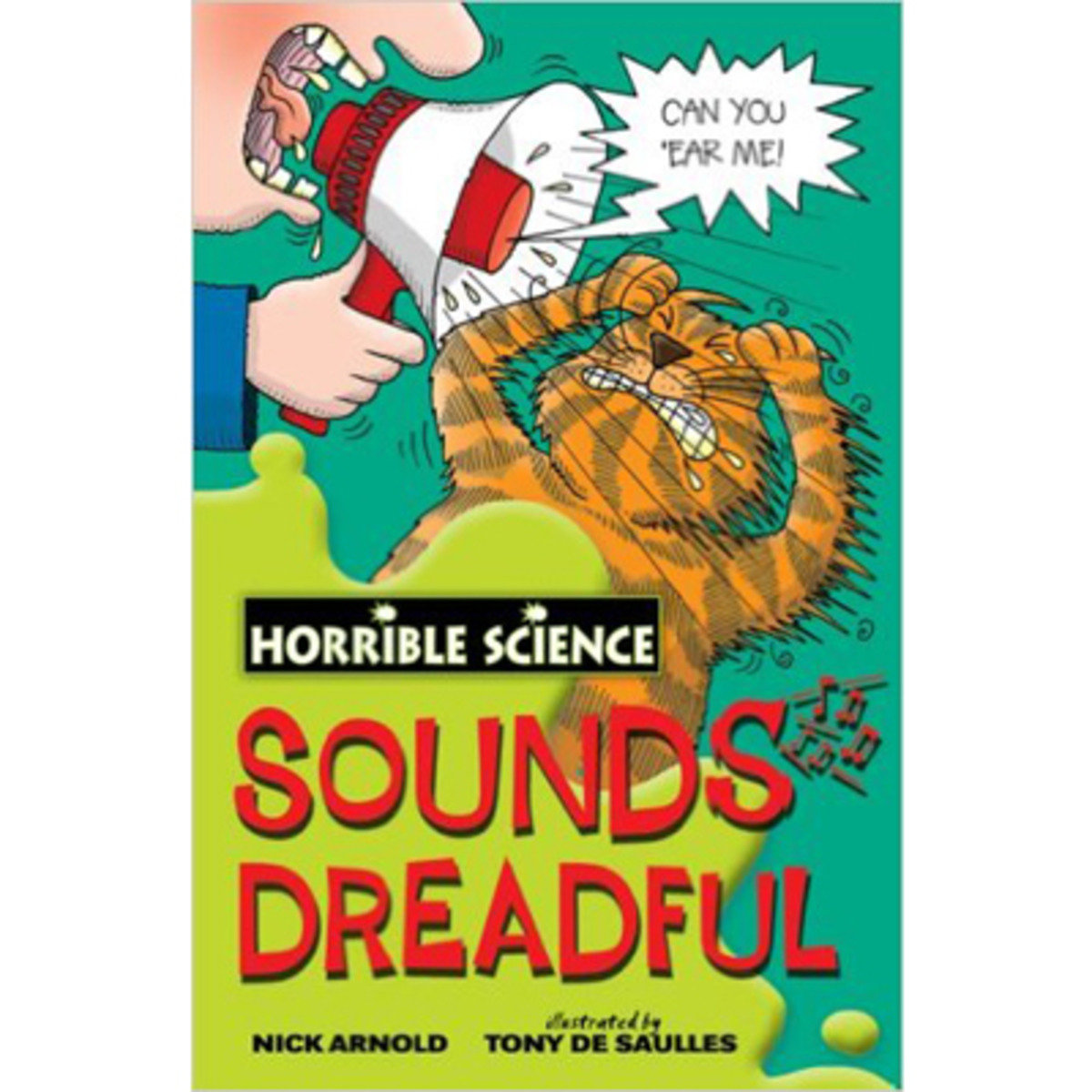 HORRIBLE SCIENCE: SOUNDS DREADFUL 9781407106106