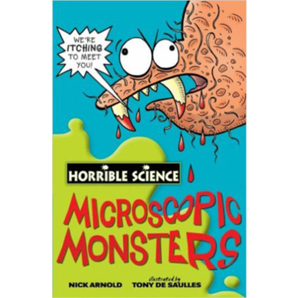 HORRIBLE SCIENCE: MICROSCOPIC MONSTERS 9781407106137