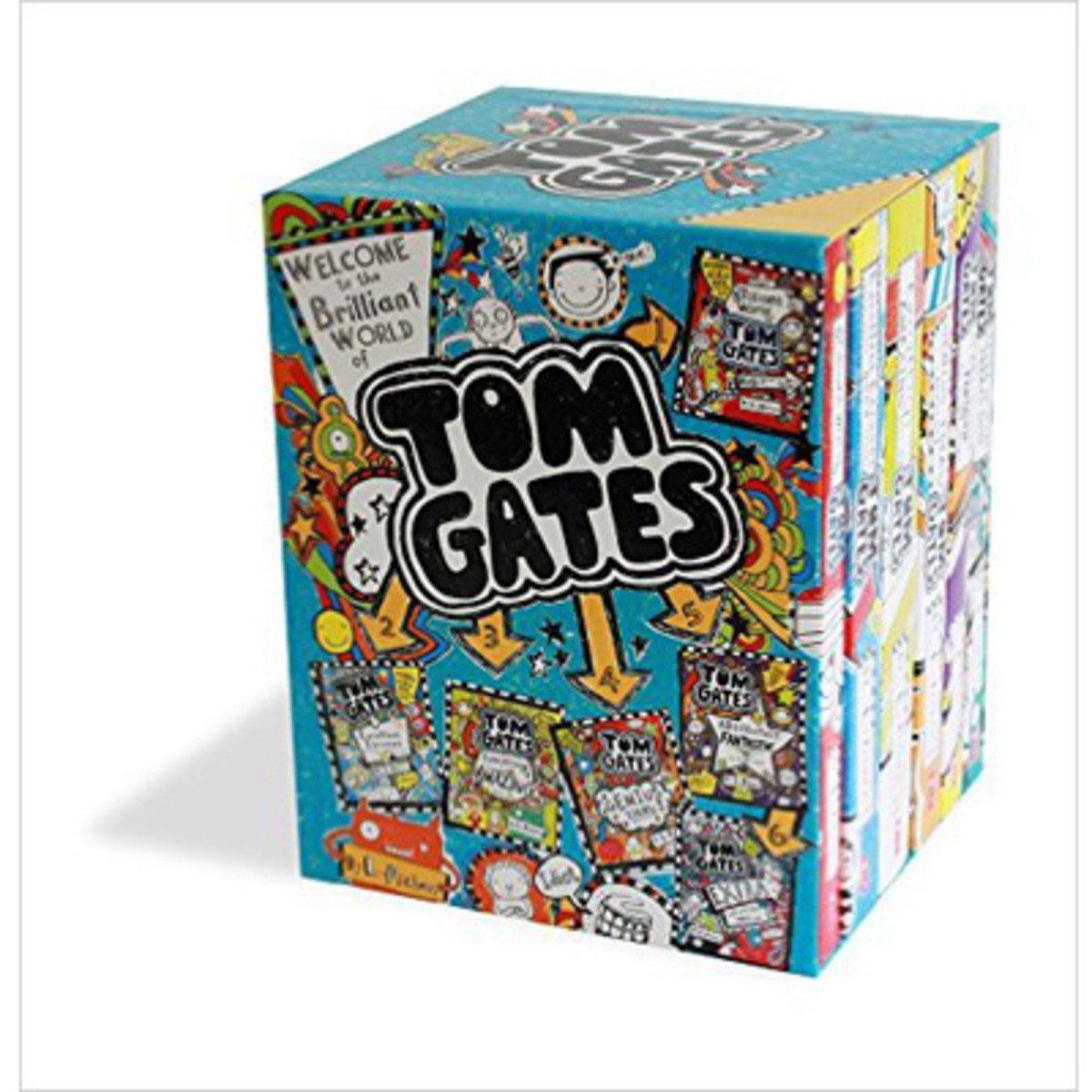 TOM GATES EXTRA SPECIAL BOX SET 9781407148779