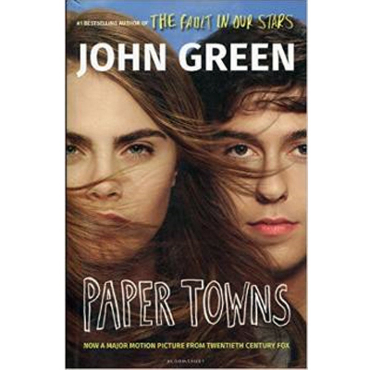 PAPER TOWNS 9781408867846