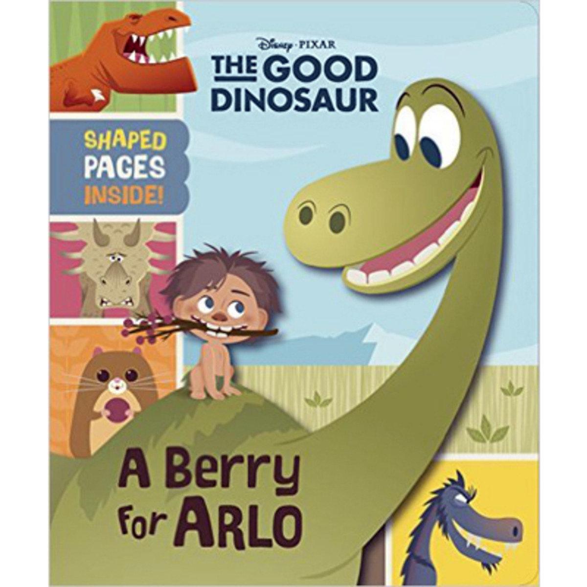 THE GOOD DINOSAUR: A BERRY FOR ARLO 9781484700990