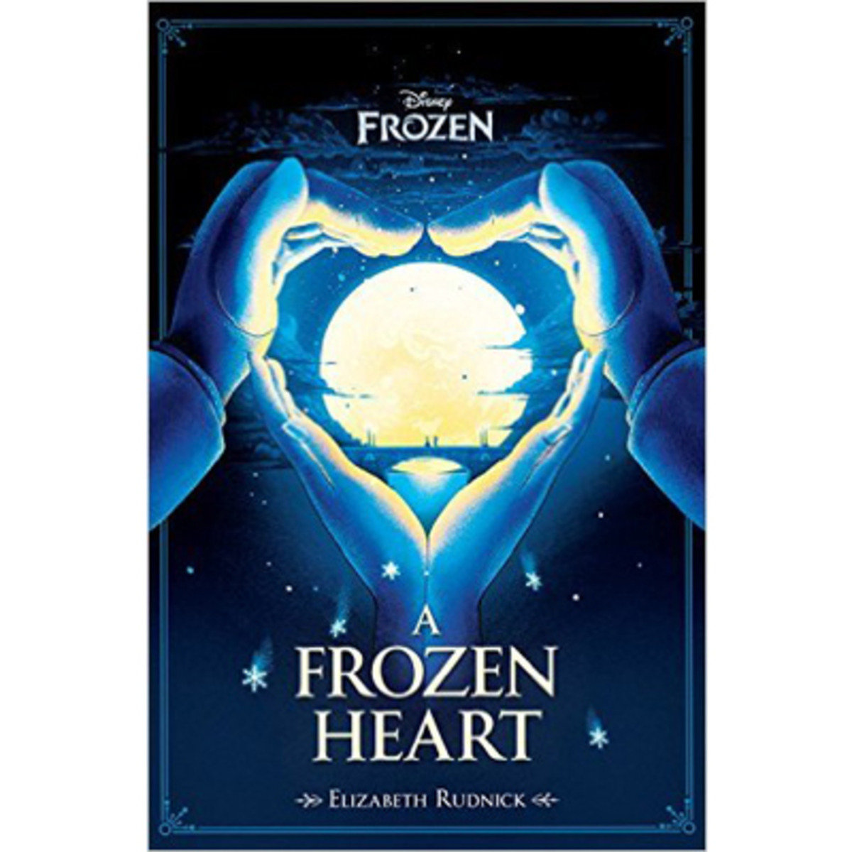 A FROZEN HEART 9781484730515