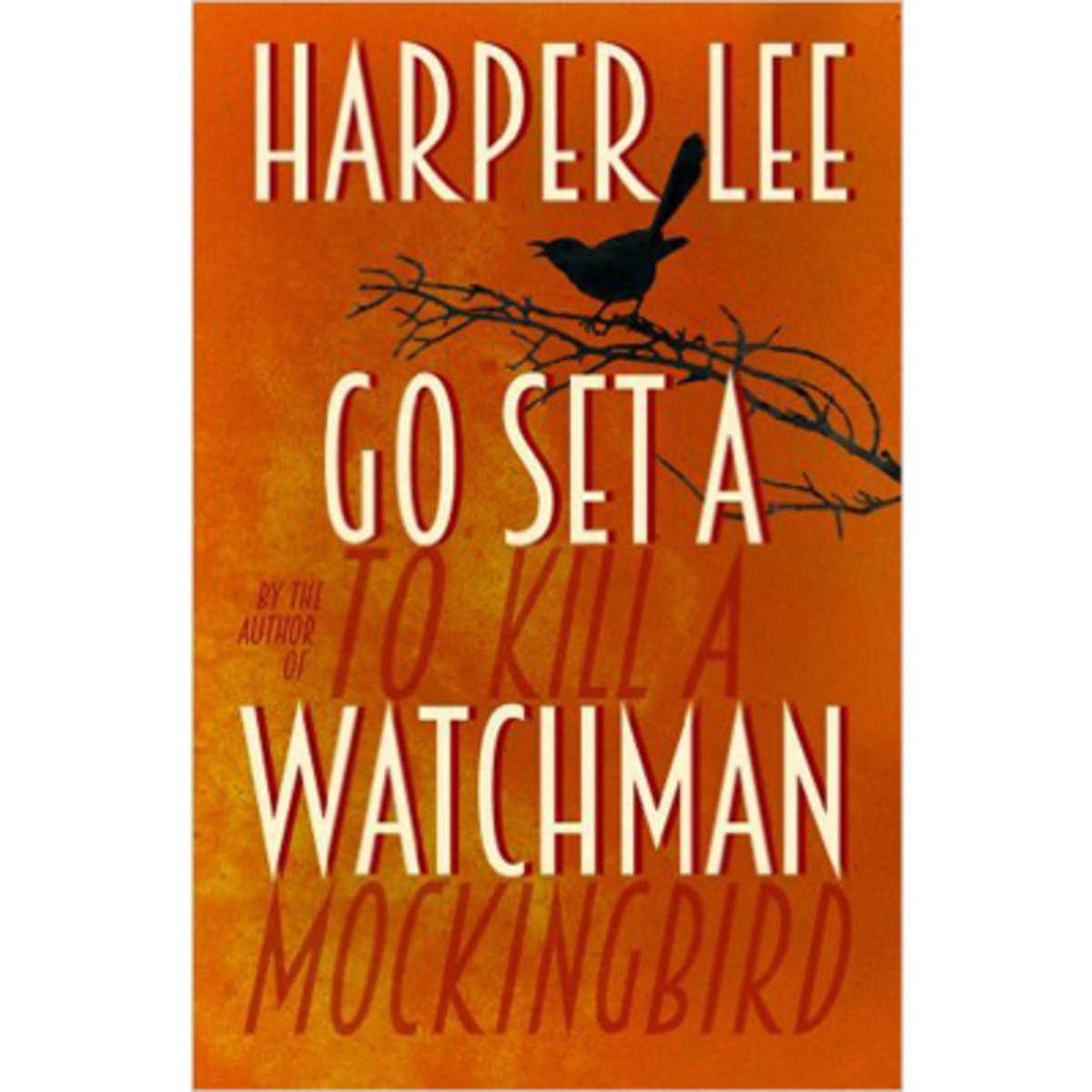 GO SET A WATCHMAN 9781785150289