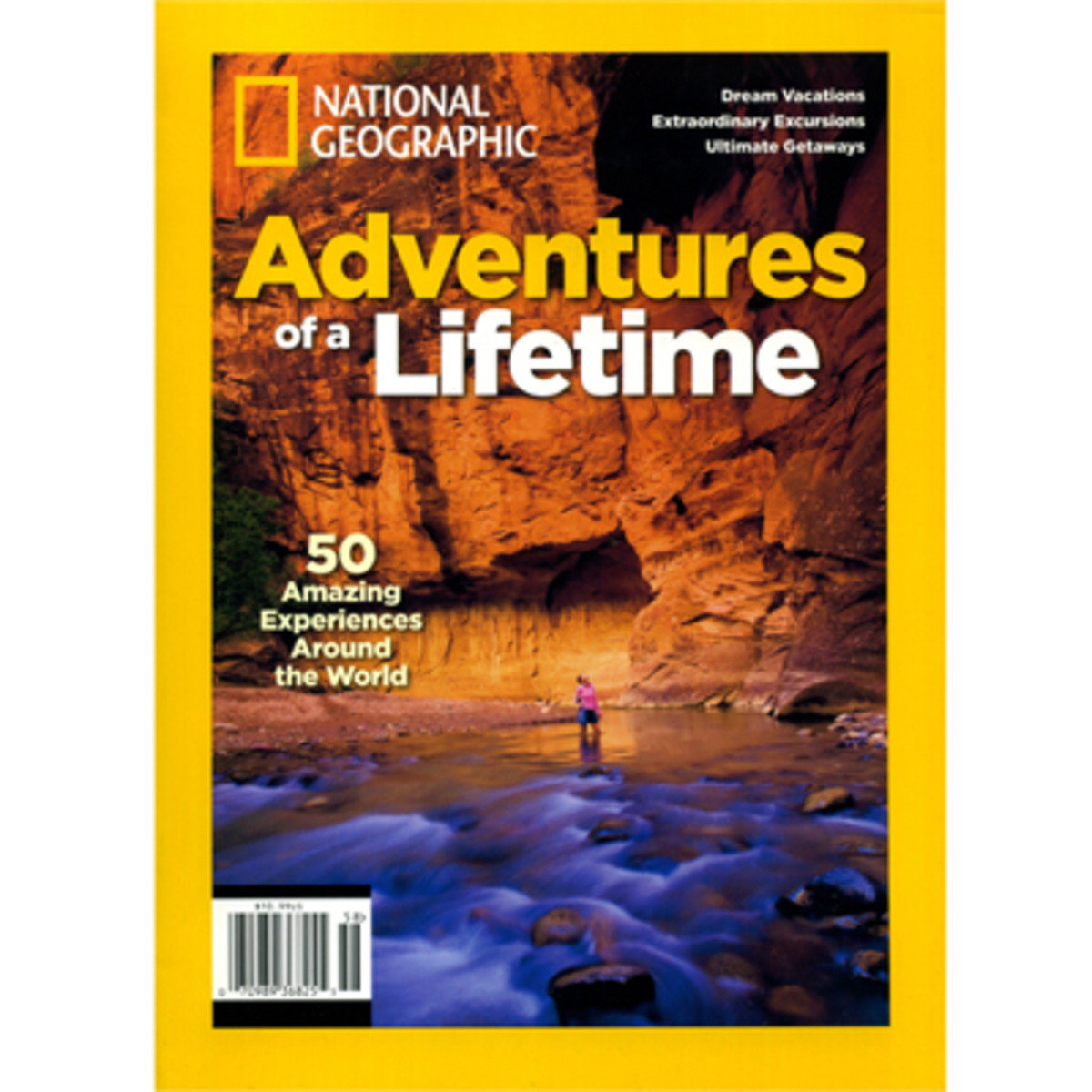 Adventures of a Lifetime: 50 Amazing Experiences Around the World