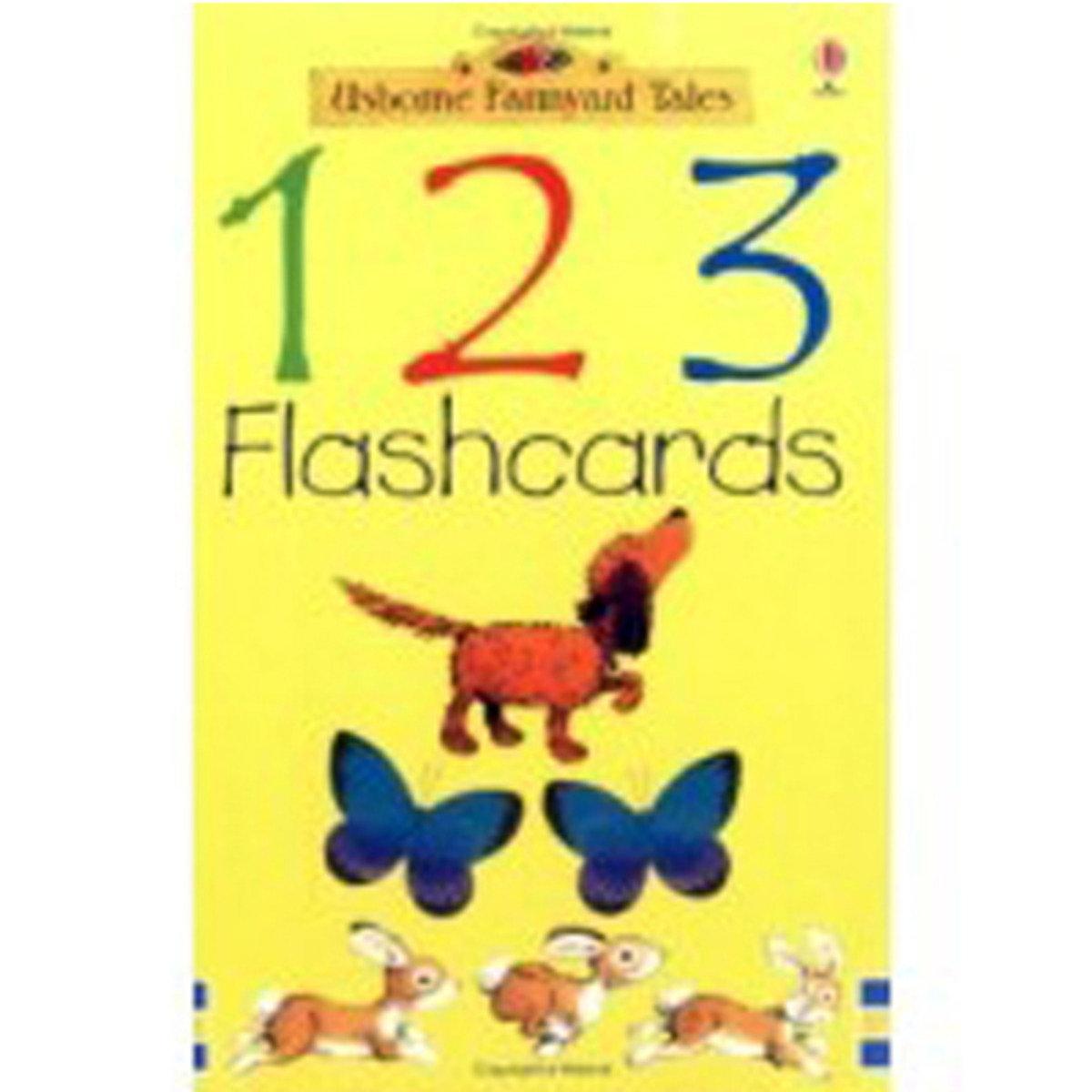 Farmyard Tales Flashcards: 1, 2, 3