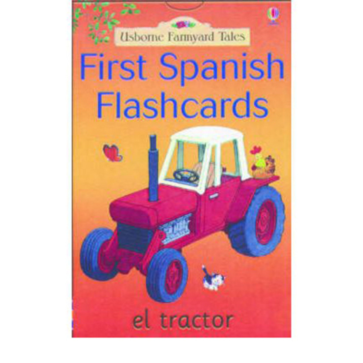 FYT FIRST SPANISH FLASHCARDS
