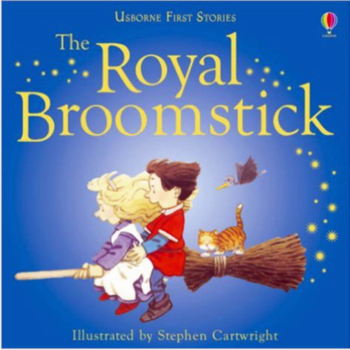First Stories Royal Broomstick