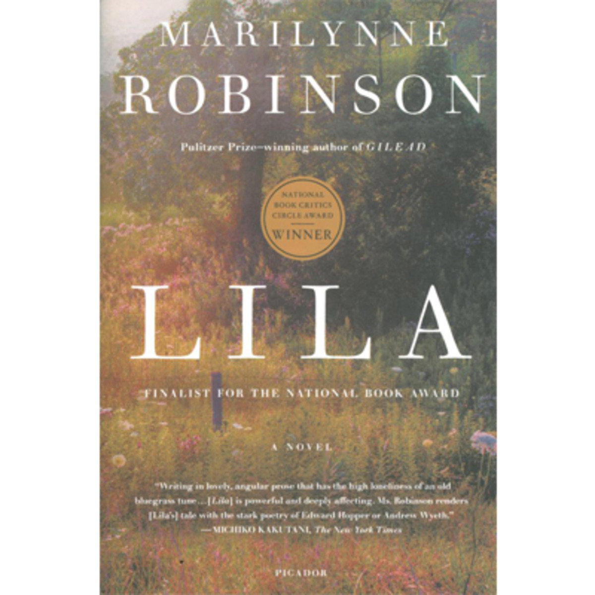 Lila : A Novel