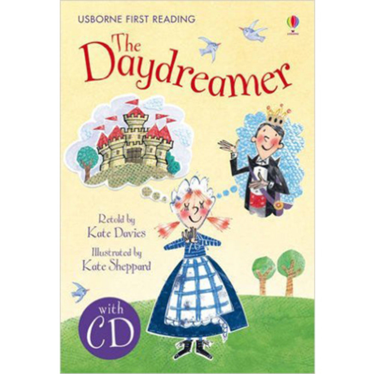 The Daydreamer - First Reading with CD