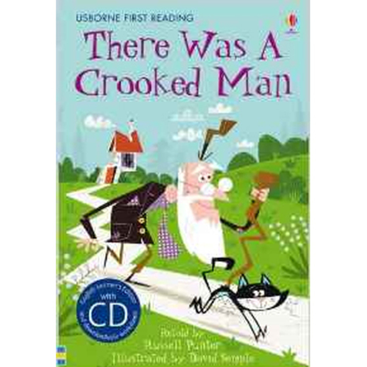 There Was a Crooked Man - First Reading with CD