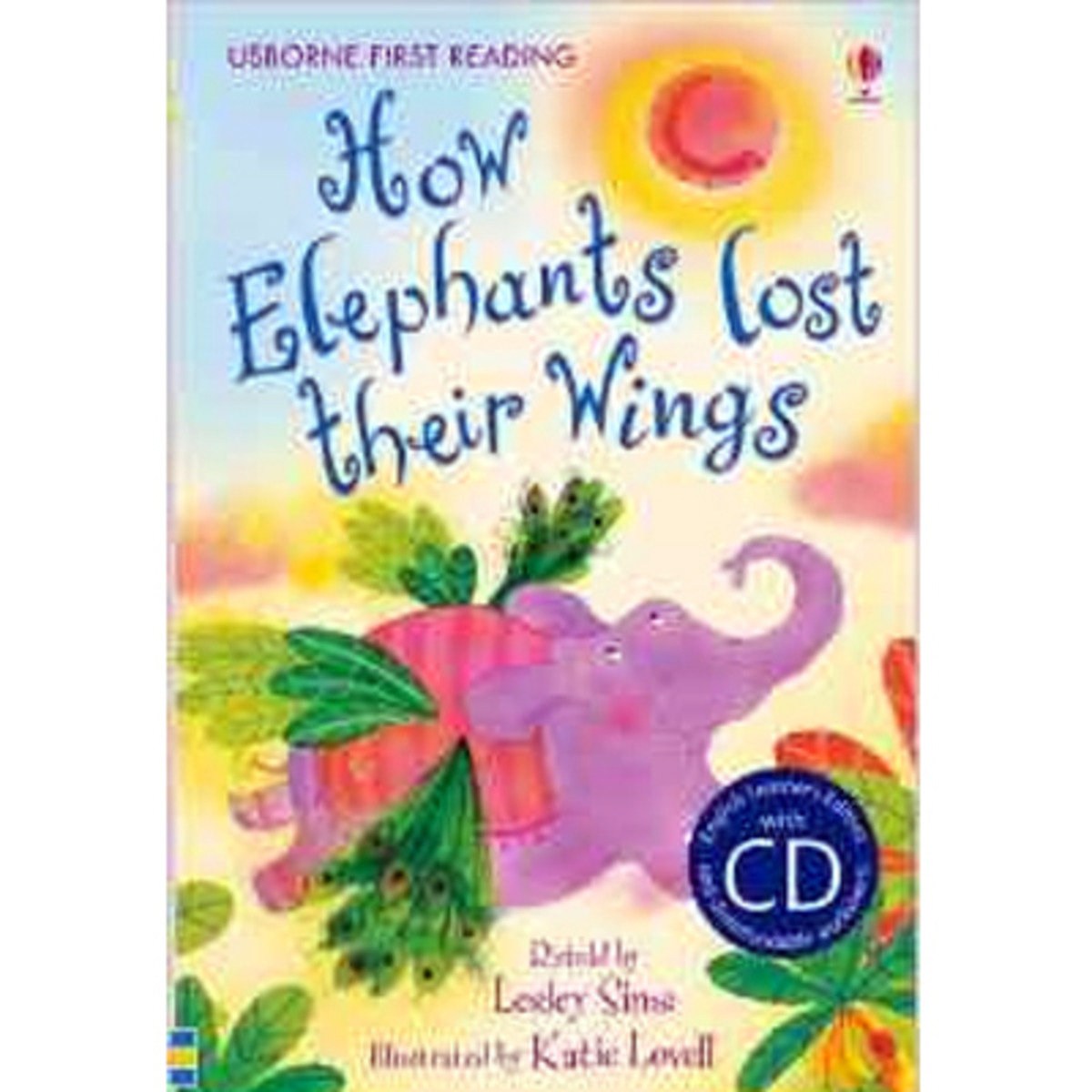 How Elephants Lost Their Wings-First Reading with CD