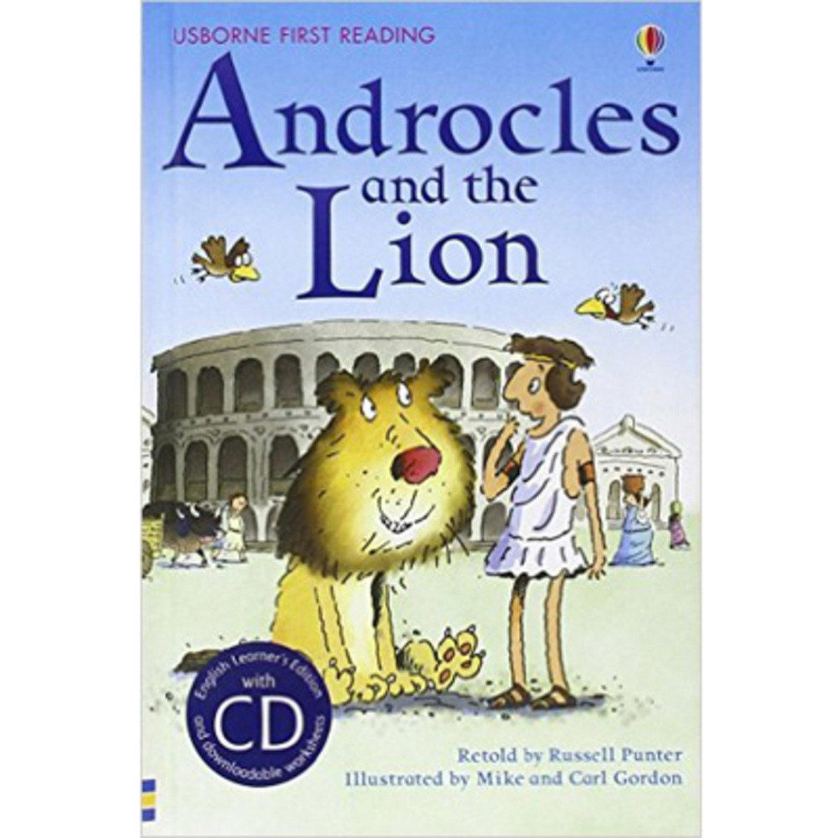 Androcles and the Lion-First Reading with CD