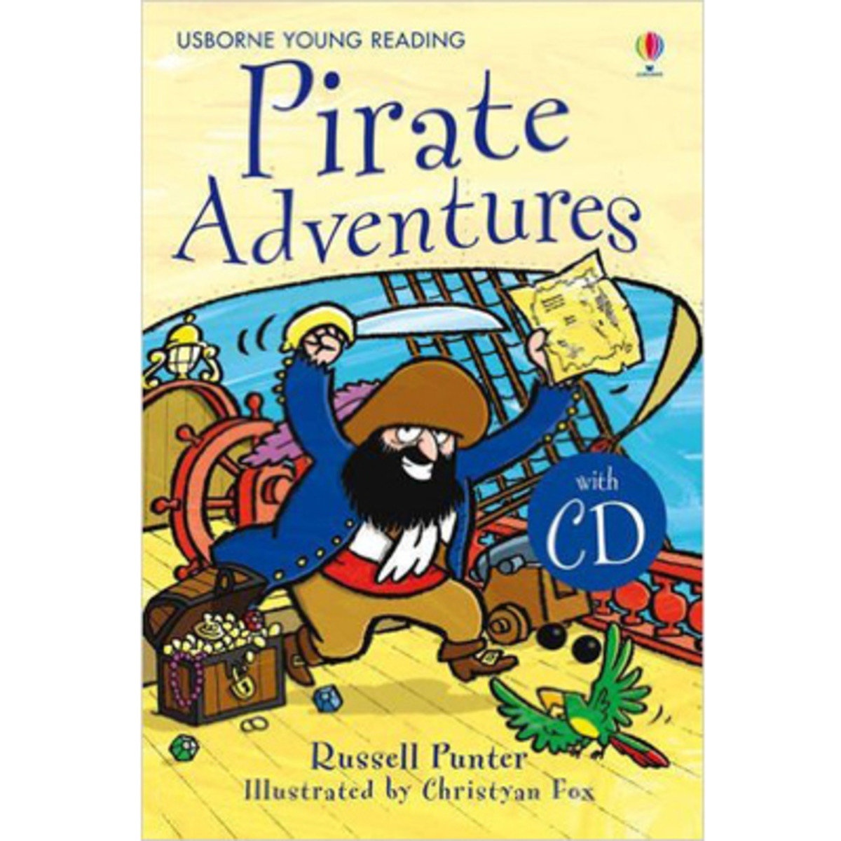 Pirate Adventures-First Reading with CD