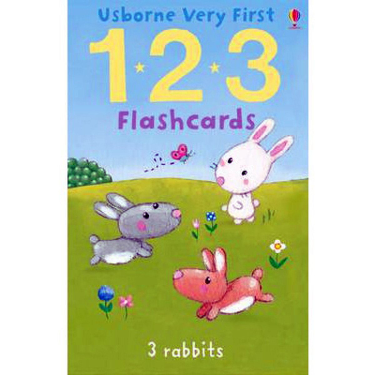 Very First Flashcards 123