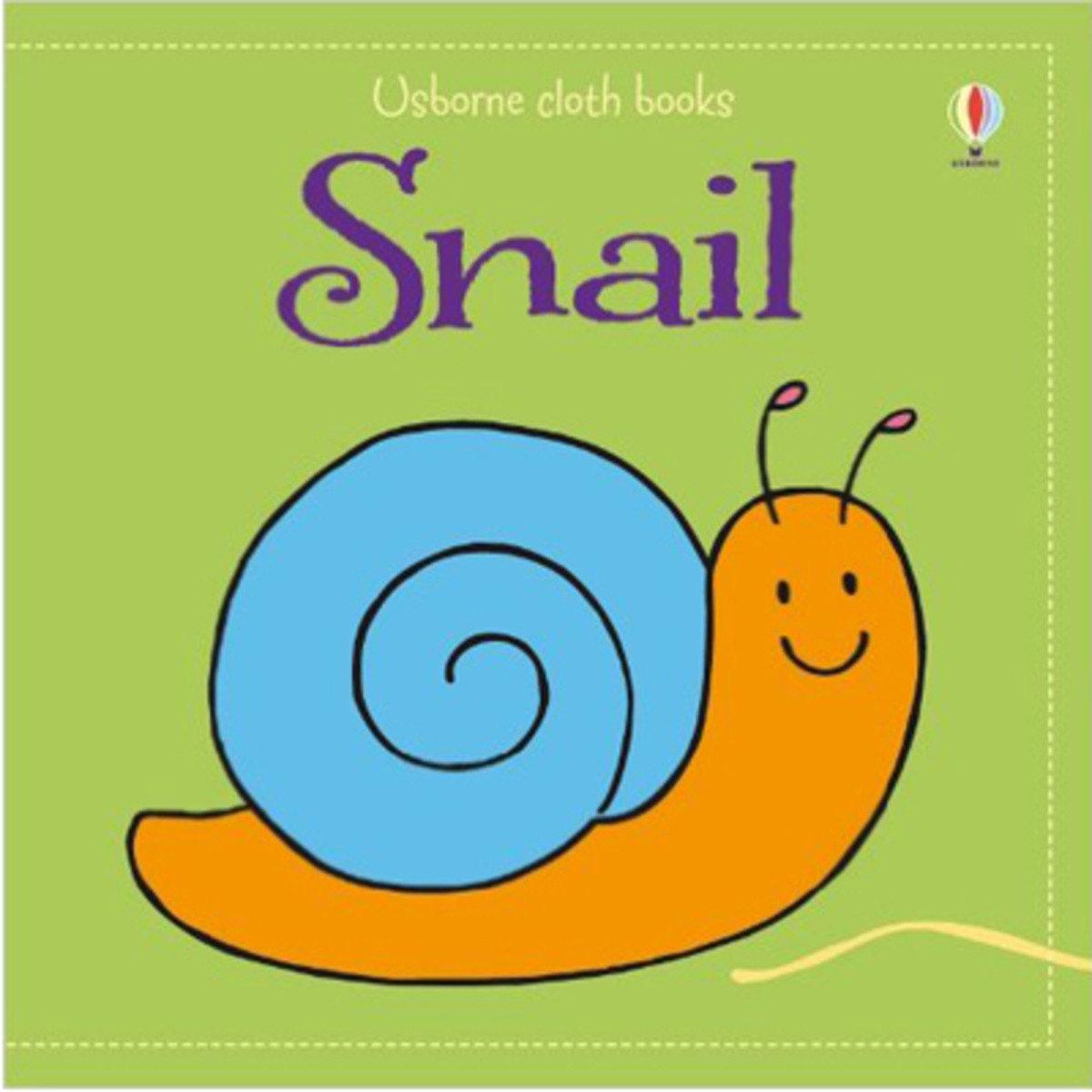 Cloth Books: Snail