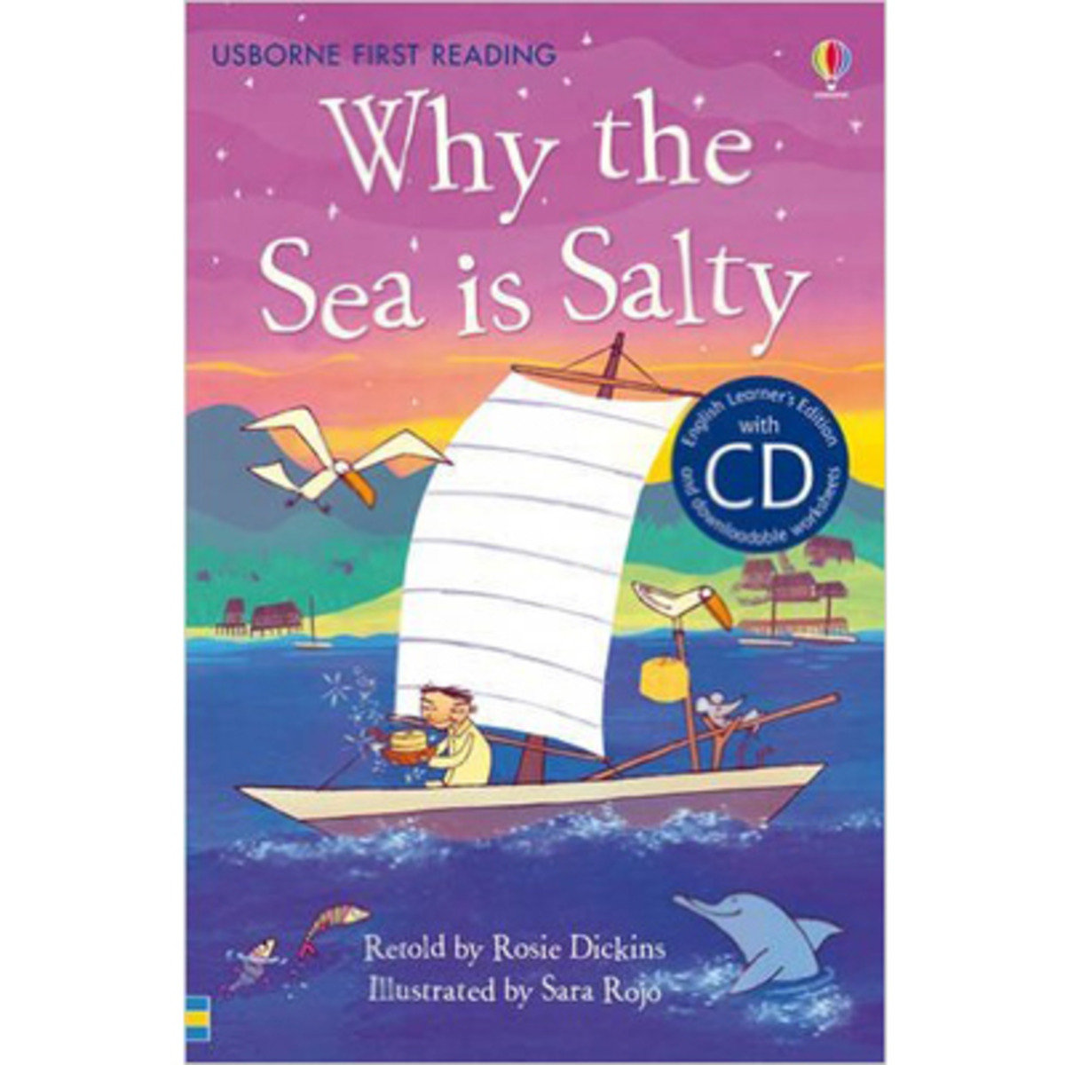 Why the Sea is Salty-First Reading 4 with CD