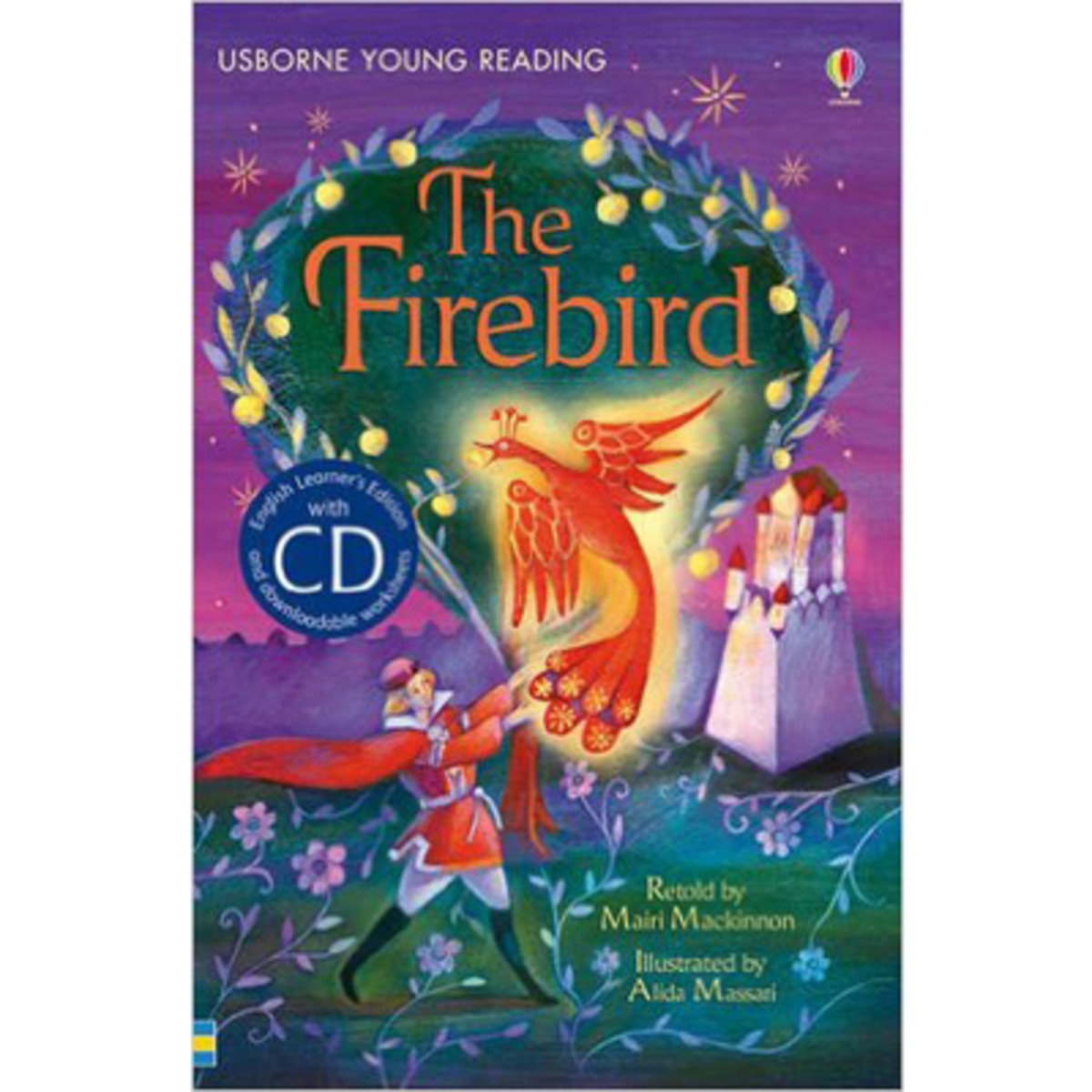 The Firebird-Young Reading 2 with CD