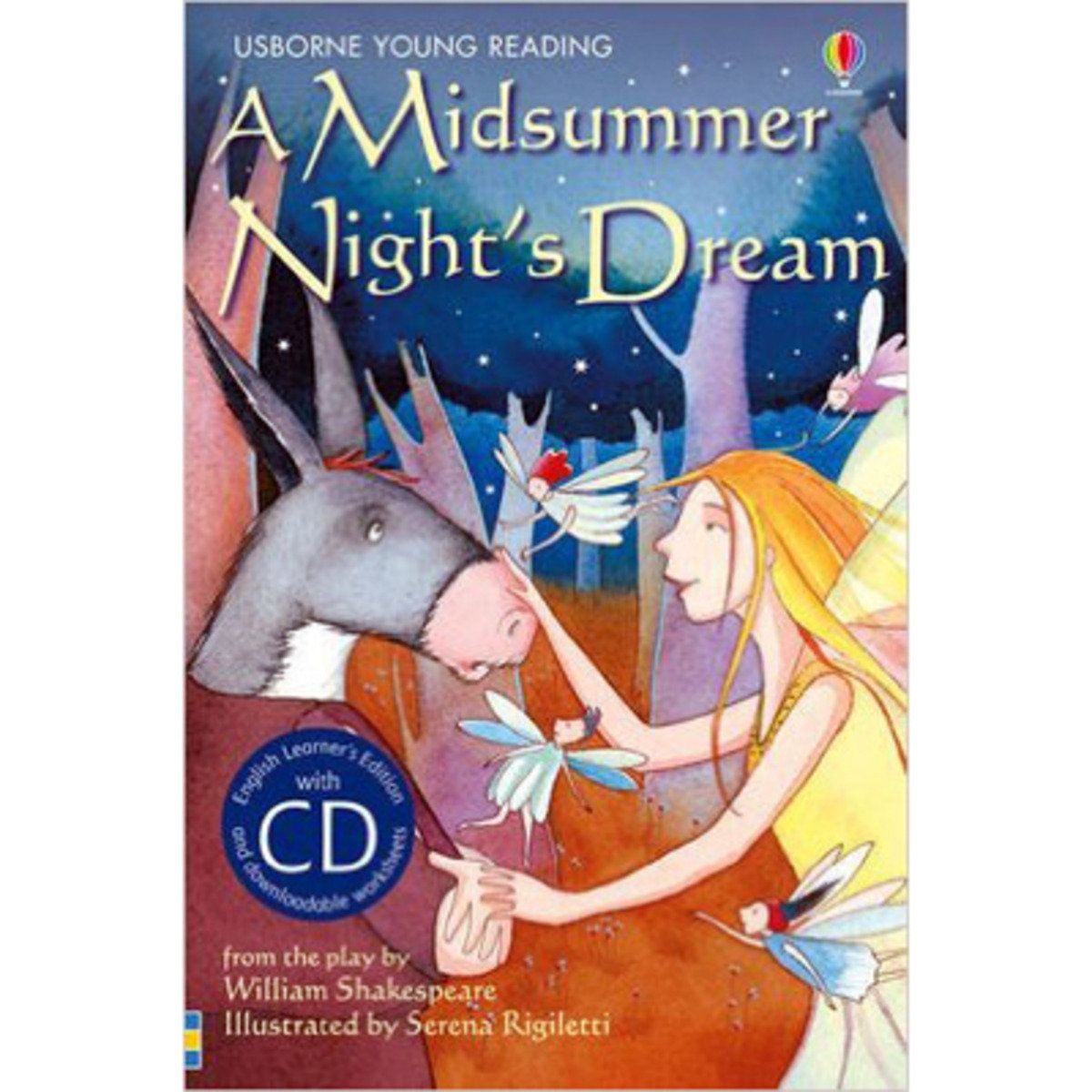 A Midsummer Night's Dream-Young Reading 2 with CD
