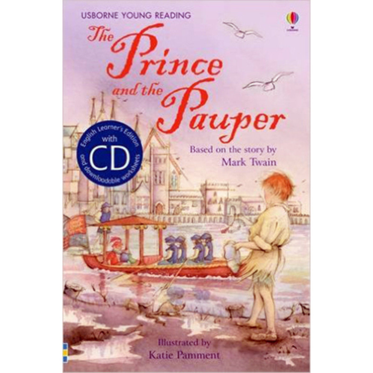 The Prince and the Pauper-Young Reading 2 with CD