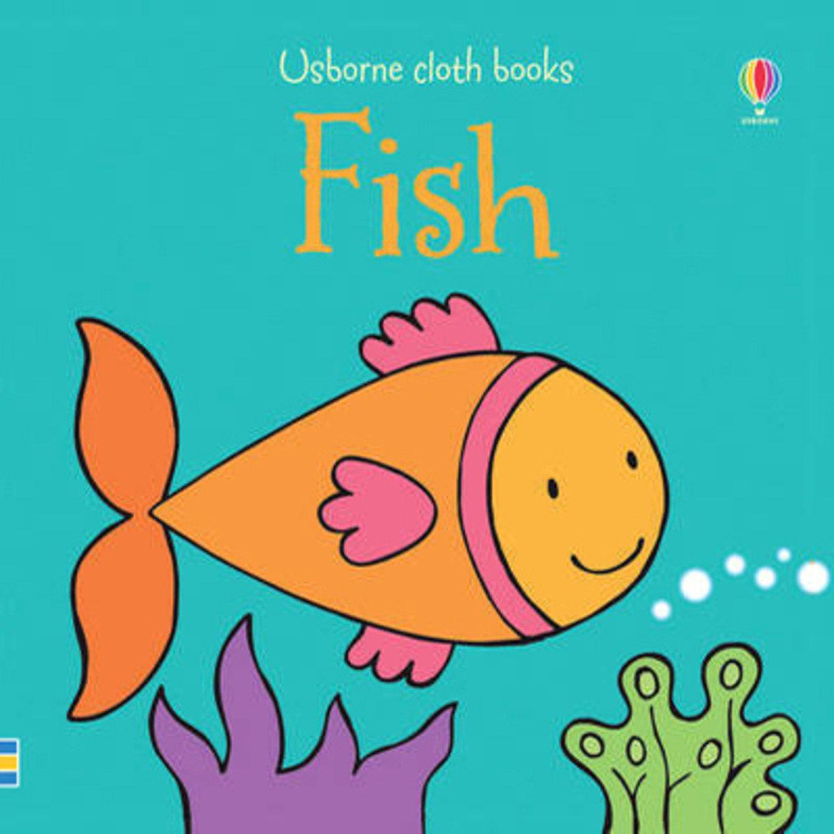 Cloth Book: Fish