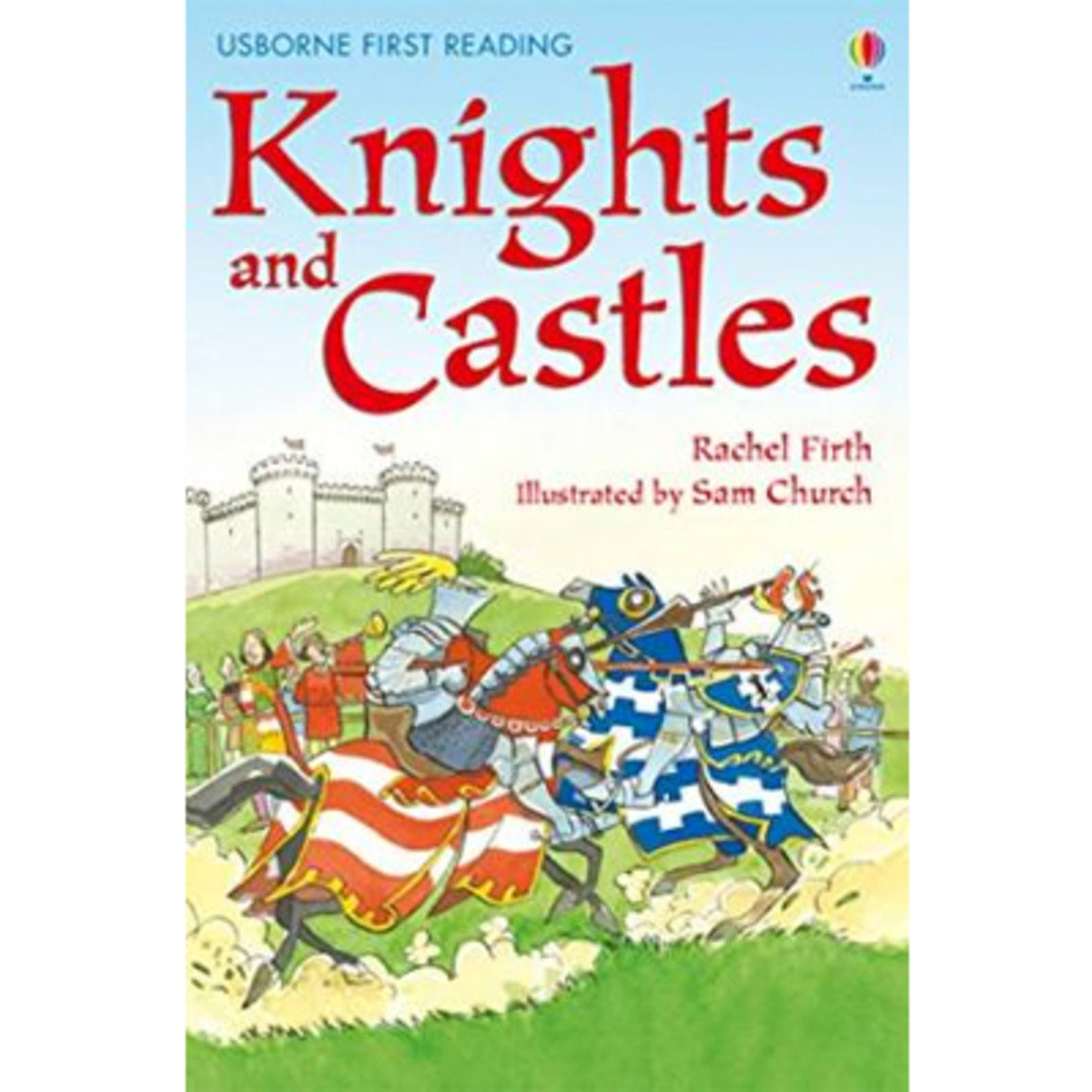 Knights and Castles-First Reading 4 with CD
