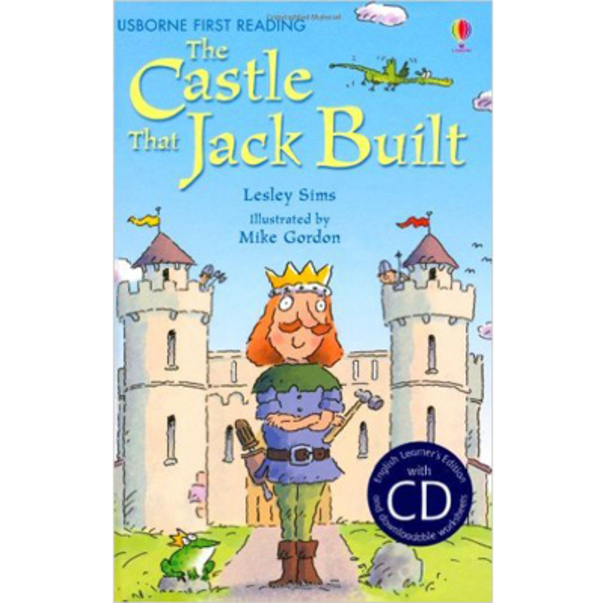 The Castle That Jack Built-First Reading 3 with CD