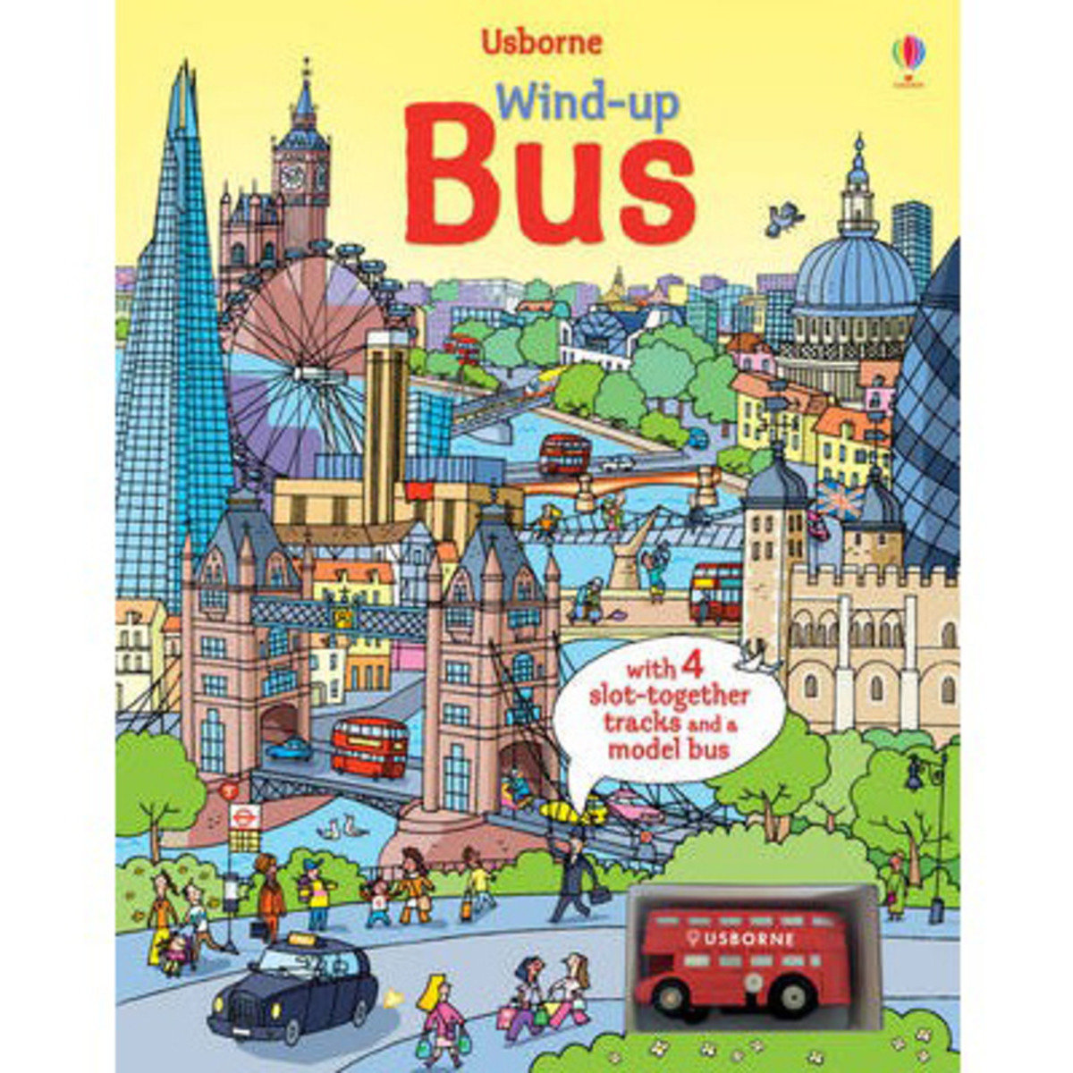 Wind-up Bus