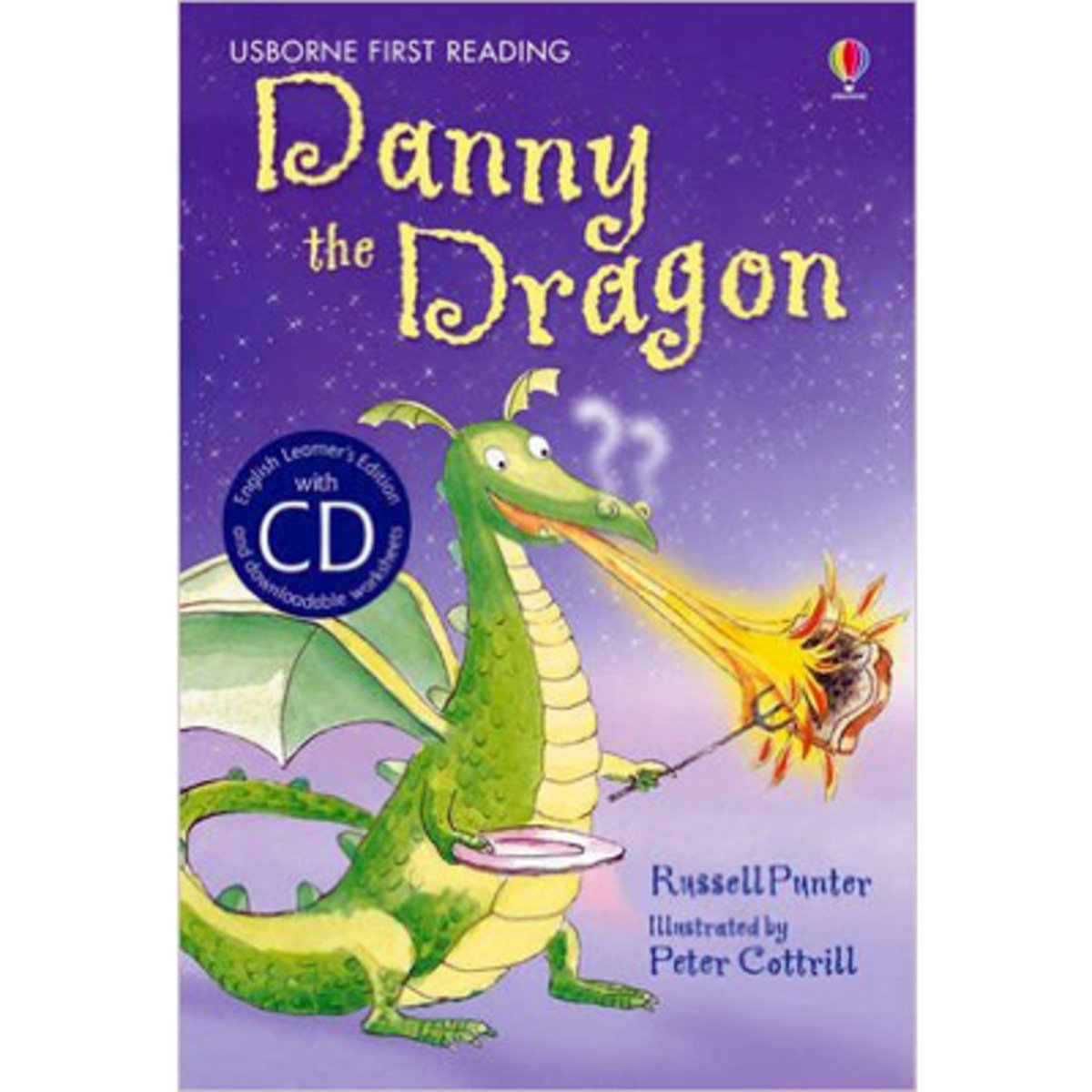Danny the Dragon-First Reading 3 with CD