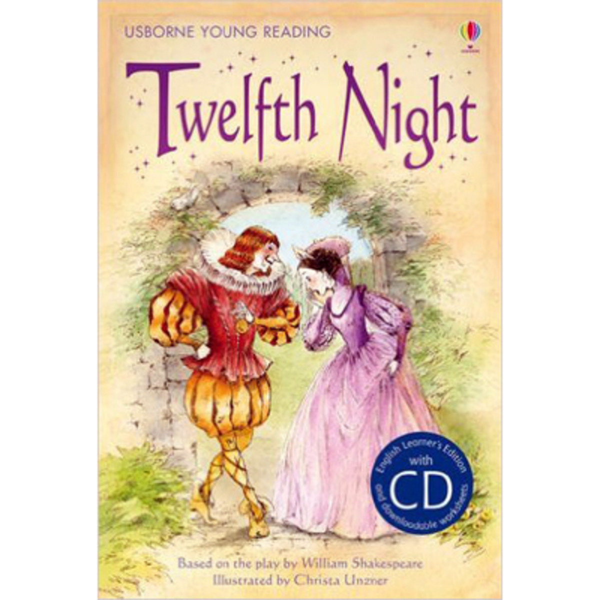 Twelfth Night-Young Reading 2 with CD