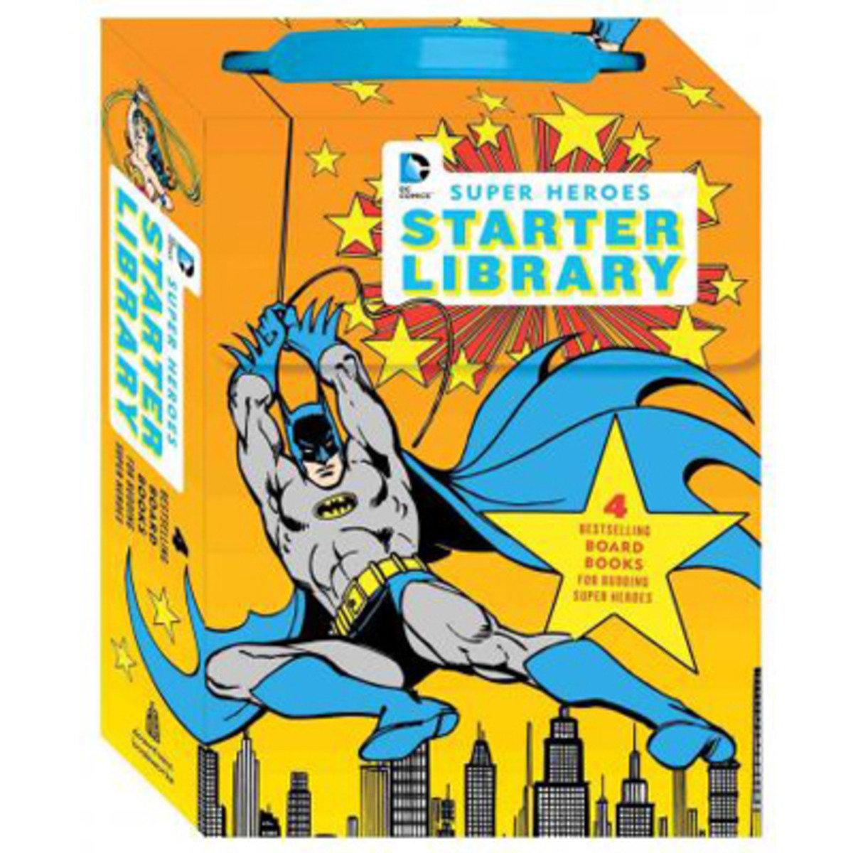 DC Super Hero Starter Kit
