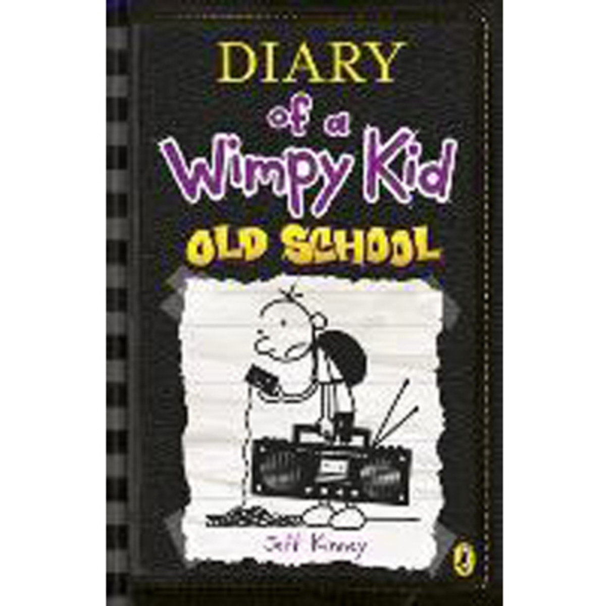 Diary of a Wimpy Kid #10 Old School